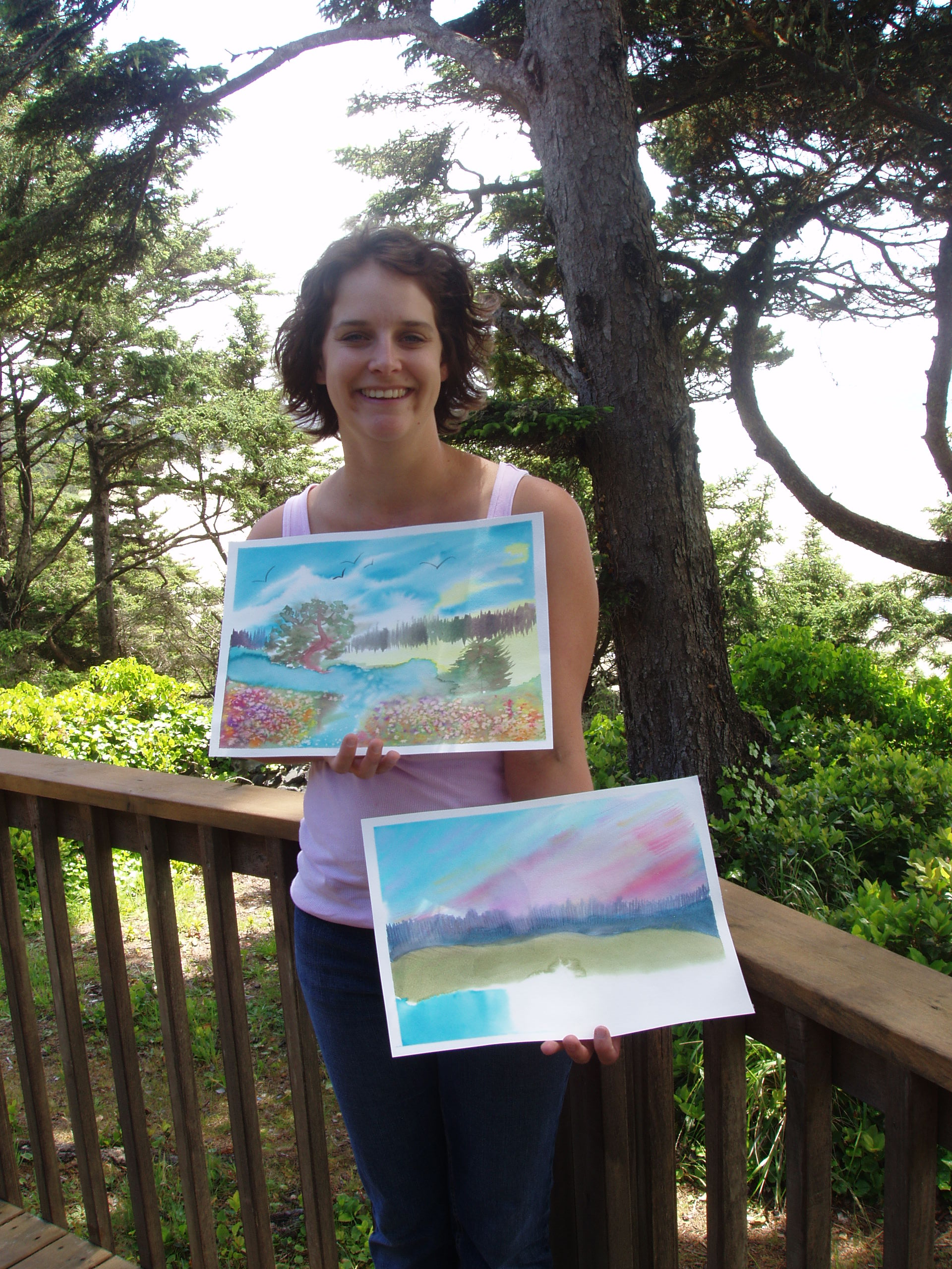 Discover How Easy Fun Creative Watercolor Painting Is
